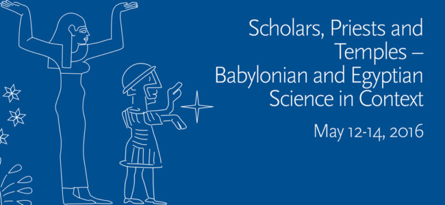 Babylonian-and-Egyptian-Science | Conference Poster