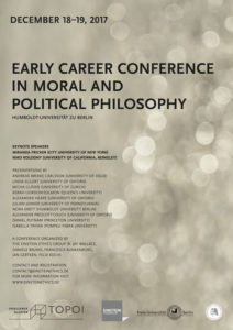 Early Career Conference Poster